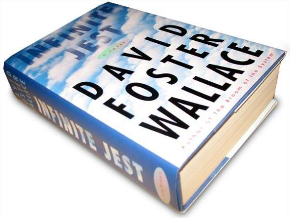 David Foster Wallace Infinite Jest cover