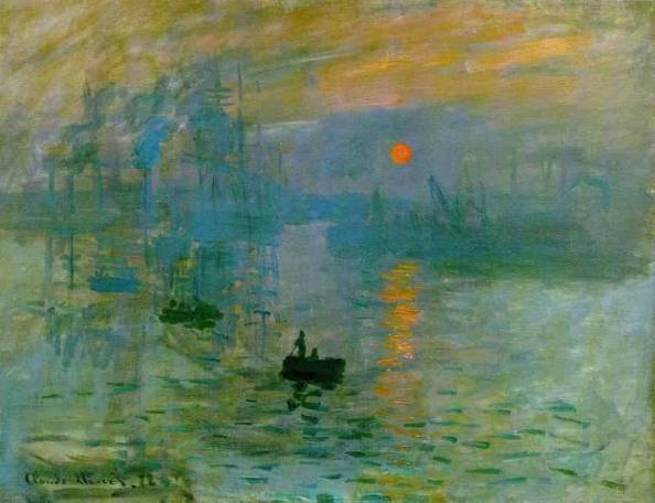 Monet_Impressionsunrise