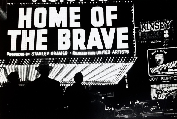 Louis Faurer home of the brave