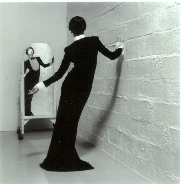 Helmut Newton Vogue Paris 1996
